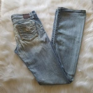 BKE Madison Extra Long Boot Cut Jeans Tall Size 30
